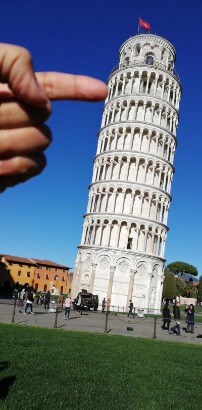 世界一周~ビジネスクラスで11ケ国周⑯~(ヨーロッパ編その3)フィレンツェとピサ