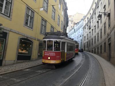 スペイン南部とポルトガル周遊⑦~リスボンへ移動@Corpo Santo Lisbon