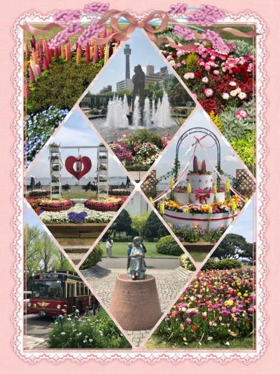 ❃❁よこはま花と緑のスプリングフェア❁❃~花壇展~