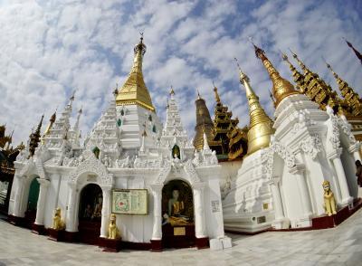 ミャンマー人の御霊:シュエダゴン・パヤー(ヤンゴン/ミャンマー)#1
