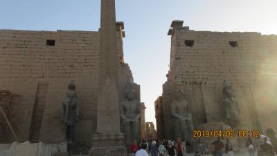世界遺産:エジプト観光・Part11.ルクソール東岸