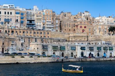 マルタ島バレッタの街歩き