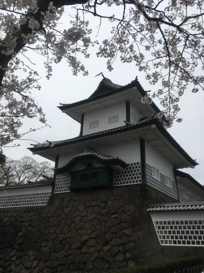 2019年4月 金沢