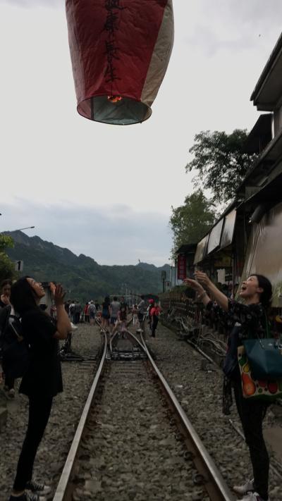 ローカル線移動、2度目の台北弾丸旅