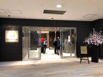 成田空港 JALフ新ァーストクラスラウンジ潜入 2019年4月
