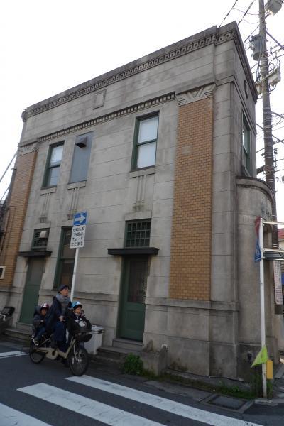 旧横浜興信銀行由比ガ浜出張所-2019年春