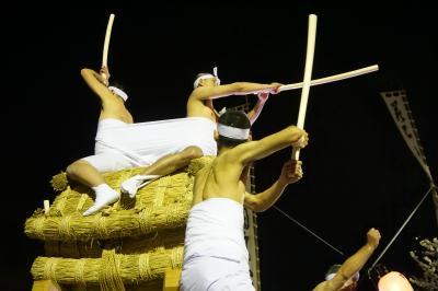 古川祭りと高山市内散策(一日目)~古川祭りの華、起こし太鼓は、やんちゃな男衆の晴れ舞台。迫力の荘厳さと熱気に包まれて、大興奮のたびたびです~