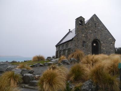大自然満喫ニュージーランド8日間(4・5日目・ミルフォーサウンド・マウントクック・テカポ)