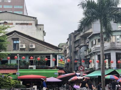 二度目の台湾旅行1日目