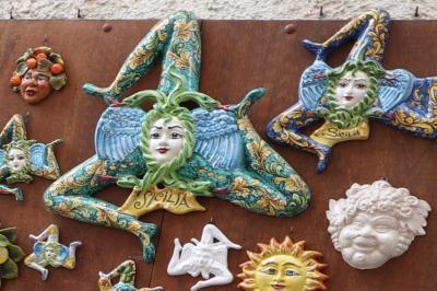 2019 文明の十字路シチリア島周遊の旅 10日間 (出発)