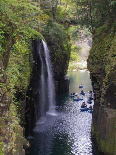 3・6歳児連れ、熊本の友人家族を訪ねて3泊4日:高千穂編