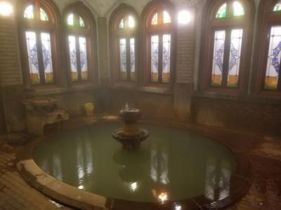 誕生日旅行 その5 金具屋の温泉に入りまくる!