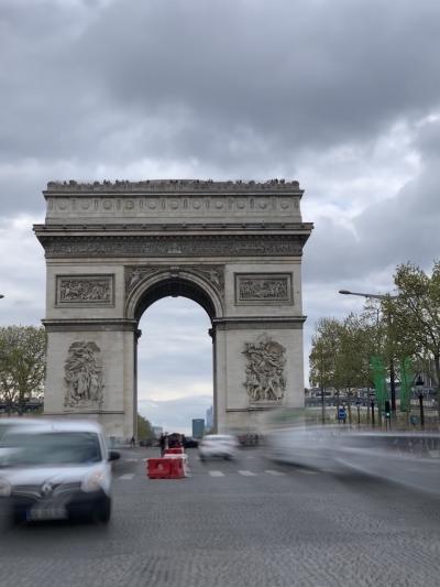 ロンドン・パリ6泊8日一人旅行 ⑤