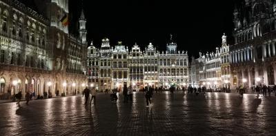 世界一周~ビジネスクラスで11ケ国⑱~(ヨーロッパ編その5)ブリュッセル移動