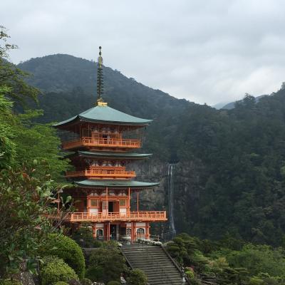 神戸発熊野三山バスツアー