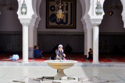 忘れられないモロッコの旅 5.迷宮の古都フェズ 後編