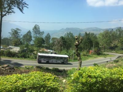 キャンディからヌワラエリアまでとりあえずバスで移動してみようかな ランカ7日目2018