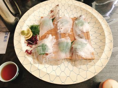 唐津三社詣りと呼子活イカを食す旅