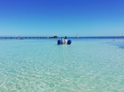 ニューカレドニアへ家族旅行① 出発~カナール島~チューチュートレイン