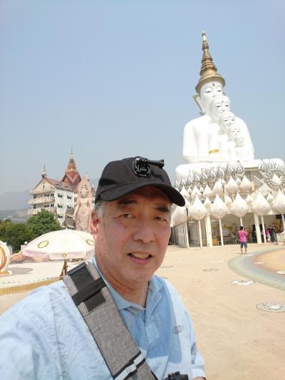 還暦記念タイ一人旅2019.3 2日目 ピサヌロークからツアー参加