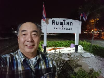 還暦記念タイ一人旅2019.3 3日目 ピサヌローク散策