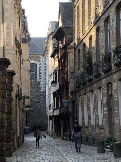 レンヌの旧市街を地図なしに気ままに散策。パリ、レンヌ、サンマロの旅 ~レンヌ編(2)~