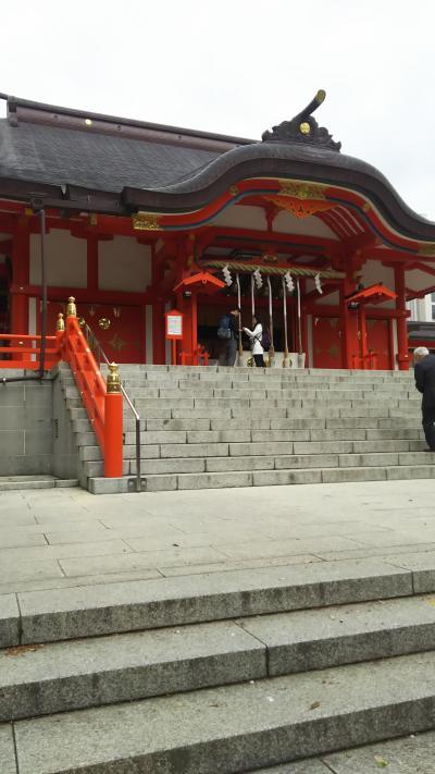 新宿駅から徒歩10分圏内で巡れる観光地 前編