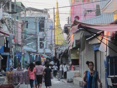 2019 タイ・メーソート ミャンマー国境越え ぶらぶら歩き暇つぶしの旅ー1