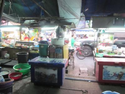 2019 タイ・バンコク 古の故郷マレーシアホテル界隈 ぶらぶら歩き暇つぶしの旅ー5