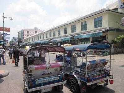 2019 タイ・バンコク 古のカオス・カオサン界隈 ぶらぶら歩き暇つぶしの旅ー6