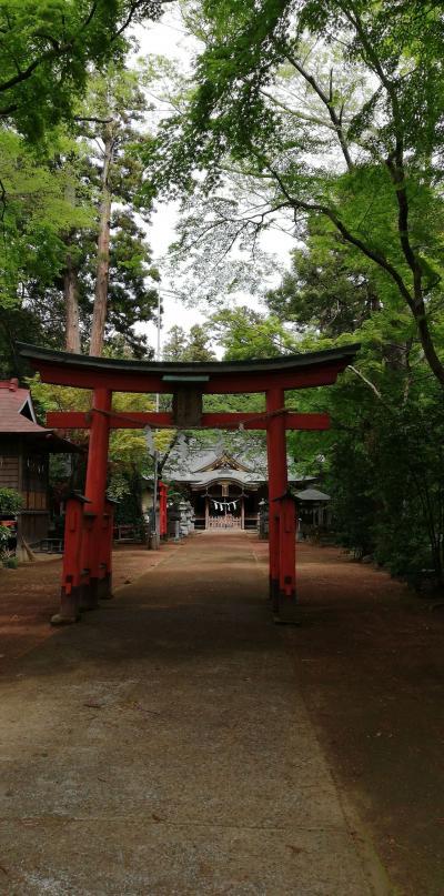 八千代町の鹿嶋神社