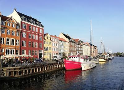 北欧周遊その4、コペンハーゲン観光