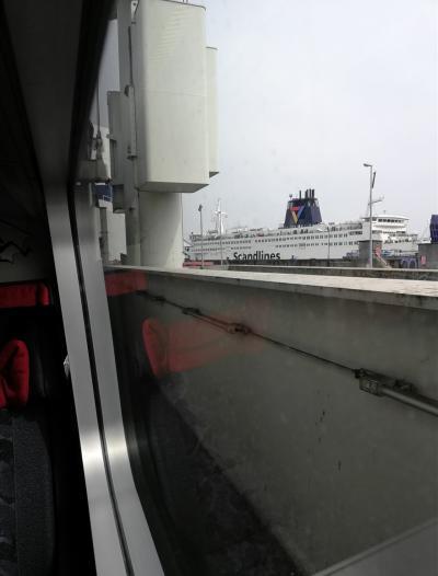 北欧周遊その3、渡り鳥ライン,ハンブルクからコペンハーゲンへの行き方