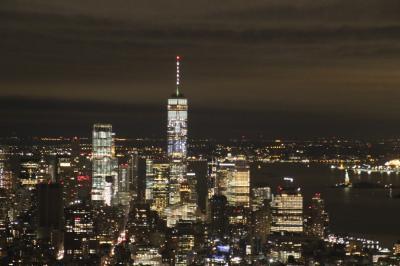 JALのマイルdeニューヨーク 第2日(摩天楼とスタジアムツアーはしごの巻)