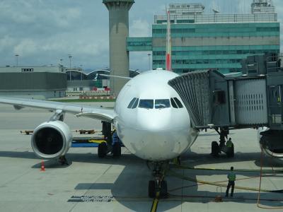 香港航空ビジネスクラスで行く 香港3泊4日の男旅 1日目