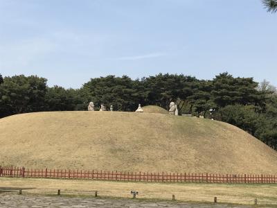 韓国 ソウルひとり旅(5)王陵