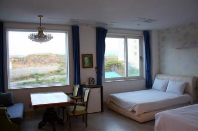 ティーウェイで済州島へ ホテル・ホワイトハウスに宿泊 < 2019済州島の旅 1日目 >