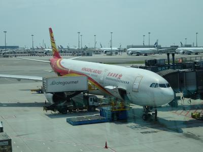 香港航空ビジネスクラスで行く 香港3泊4日の男旅 4日目