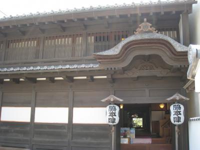 歩いて橋を渡って舞坂宿から新居宿へ(東海道五十三次30番目、31番目③)