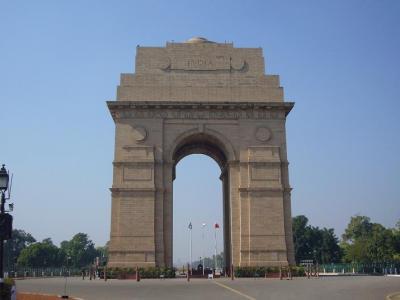 インド ゴールデントライアングル5日間の旅(1) デリー