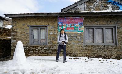 エベレスト街道274㌔巡礼の道を歩き登った記録 4.Goli(1760m)~Pikey Peakベースキャンプへ(3630m)