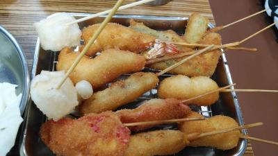 平成最後はマイル消化旅 世界遺産と大阪グルメを食べまくる♪ 大阪編