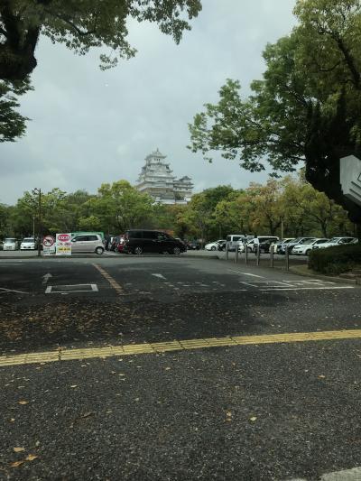 姫路城から美観地区まで