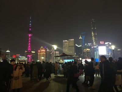 ②上海~夫婦旅