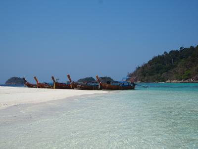 母と子3人旅 シェムリアップ&リペ島&バンコク ⑧