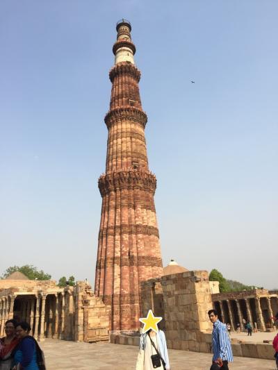 初インド旅①デリー GW最暑!!の時期にインドへ