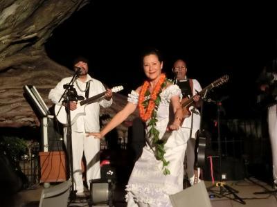 """ハワイの休日・""""アッ""""と言う間に過ぎ去った15日間 ハレクラニで、花を見て&食事をして&夕日を見て&フラダンスを楽しむ。(2019)"""