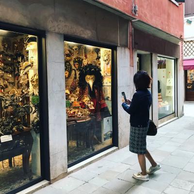 歩いて歩いて歩きまくる!!3度目のイタリア周遊②・・・ヴェネツィア編(ヴェネツィア本島・左半分徒歩周遊)