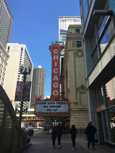 1歳児子連れでシカゴ 1泊2日の旅 2日目
