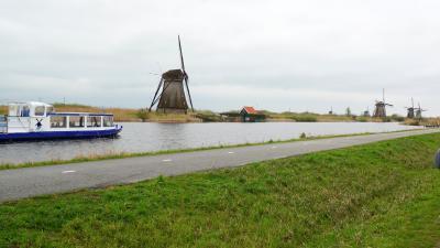 JALパック 旅行記 オランダ・ベルギー・ルクセンブルク 9日間 4日目  ハーグ→デルフト→キンデルダイク→アントワープ→ブリュッセル